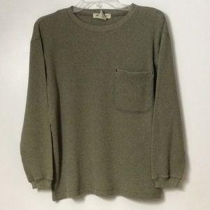 🍁Eddie Bauer Thermal T-Shirt NWOT🍁